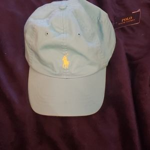 Polo Ralph Lauren light blue cap